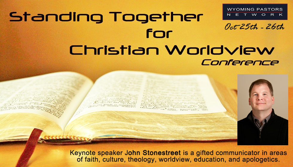 Christian Worldview conference